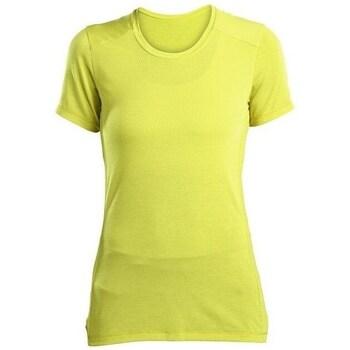 Odjeća Žene  Majice kratkih rukava Saucony SAW800023 Žuta