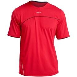 Odjeća Muškarci  Majice kratkih rukava Saucony SAM800214 Red