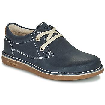 Obuća Djeca Derby cipele Birkenstock MEMPHIS KIDS Blue / Zagasita