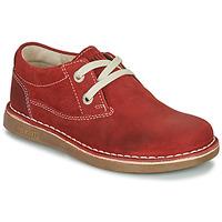 Obuća Djeca Derby cipele Birkenstock MEMPHIS KIDS Red