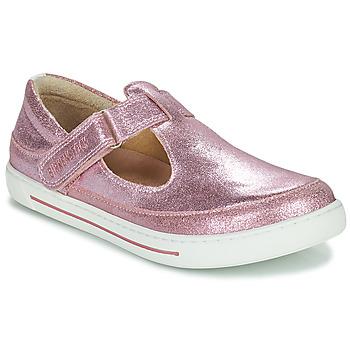 Obuća Djevojčica Balerinke i Mary Jane cipele Birkenstock ABILENE Ružičasta