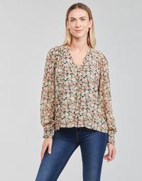Odjeća Žene  Topovi i bluze Betty London  Crna / Multicolour