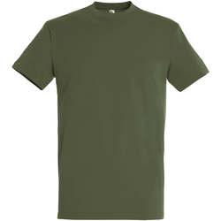 Odjeća Žene  Majice kratkih rukava Sols IMPERIAL camiseta color Army Multicolor