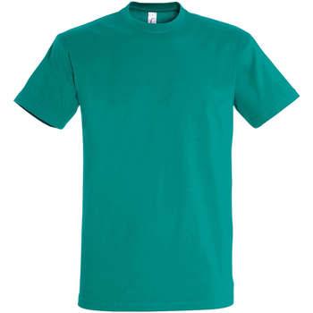 Odjeća Žene  Majice kratkih rukava Sols IMPERIAL camiseta color Esmeralda Verde
