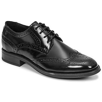 Obuća Muškarci  Derby cipele Carlington LOUVIAN Crna