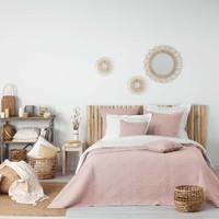 Dom Pokrivači Douceur d intérieur FLORETTE Ružičasta