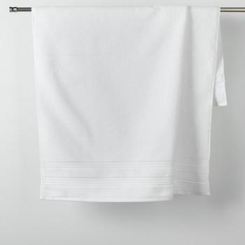 Dom Ručnici i rukavice za pranje Douceur d intérieur EXCELLENCE Bijela