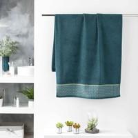 Dom Ručnici i rukavice za pranje Douceur d intérieur BELINA Blue