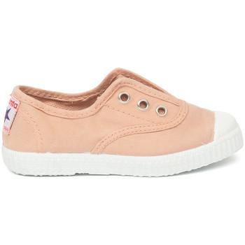 Obuća Djeca Tenis Cienta Chaussures en toiles  Tintado rose clair