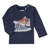 Odjeća Dječak  Majice dugih rukava Ikks AURORE Blue