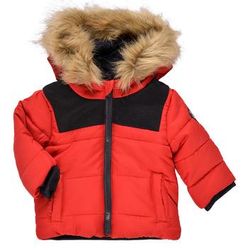 Odjeća Dječak  Parke Ikks NUIT Red