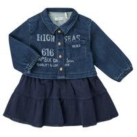 Odjeća Djevojčica Kratke haljine Ikks CHATAIN Blue
