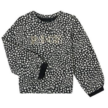 Odjeća Djevojčica Sportske majice Ikks GREGE Crna
