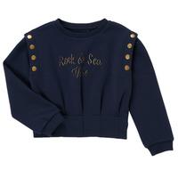 Odjeća Djevojčica Sportske majice Ikks GRENAT Blue