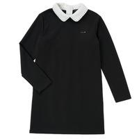 Odjeća Djevojčica Kratke haljine Ikks LIN Crna