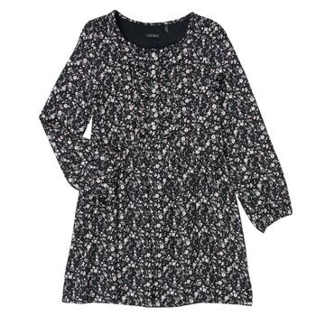 Odjeća Djevojčica Kratke haljine Ikks MALACHITE Crna