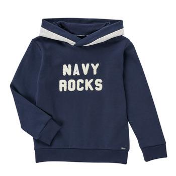 Odjeća Dječak  Sportske majice Ikks SEPIA Blue