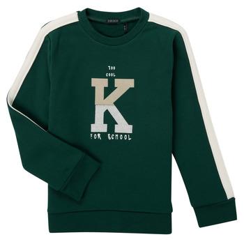 Odjeća Dječak  Sportske majice Ikks SINOPLE Kaki