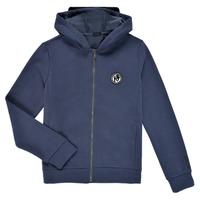 Odjeća Dječak  Sportske majice Ikks TERRE D'OMBRE Blue