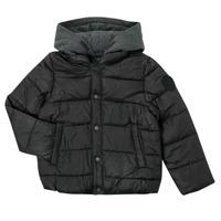 Odjeća Dječak  Pernate jakne Ikks CORAIL Crna
