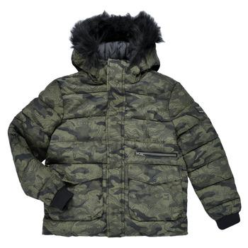 Odjeća Dječak  Kratke jakne Ikks EMERAUDE Kaki