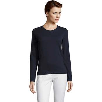 Odjeća Žene  Majice dugih rukava Sols Camiseta imperial Women Azul