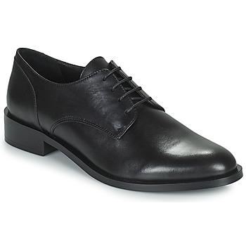 Obuća Žene  Derby cipele Minelli FRANCIA Crna
