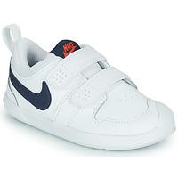 Obuća Djeca Niske tenisice Nike NIKE PICO 5 (TDV) Bijela / Blue