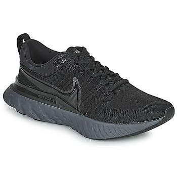 Obuća Muškarci  Running/Trail Nike NIKE REACT INFINITY RUN FK 2 Crna