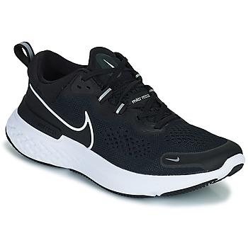Obuća Muškarci  Running/Trail Nike NIKE REACT MILER 2 Crna / Bijela