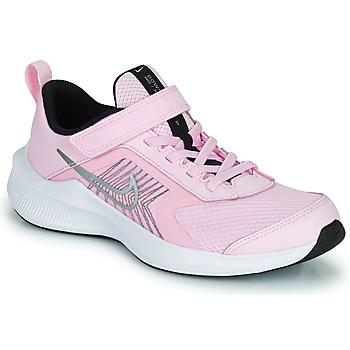 Obuća Djeca Running/Trail Nike NIKE DOWNSHIFTER 11 (PSV) Ružičasta / Siva