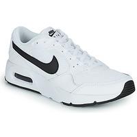 Obuća Djeca Niske tenisice Nike NIKE AIR MAX SC (GS) Bijela / Crna