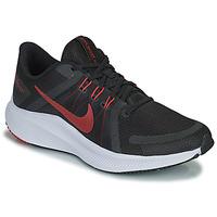 Obuća Muškarci  Running/Trail Nike NIKE QUEST 4 Crna / Red