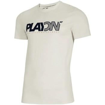 Odjeća Muškarci  Majice kratkih rukava 4F TSM013 Bijela