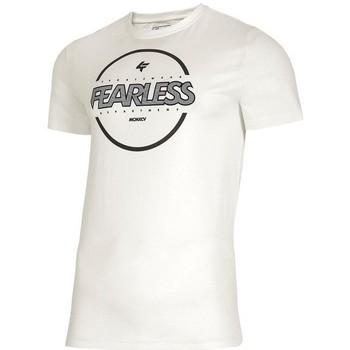 Odjeća Muškarci  Majice kratkih rukava 4F TSM015 Bijela