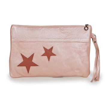 Torbe Djevojčica Večernje torbice Easy Peasy POUCHY ETOILE Ružičasta