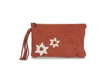 Torbe Djevojčica Večernje torbice Easy Peasy POUCHY EDELWEISS Ružičasta