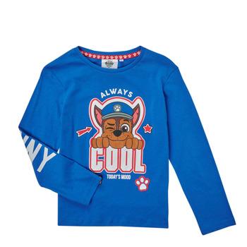 Odjeća Dječak  Majice dugih rukava TEAM HEROES  TEE PAW PATROL Blue