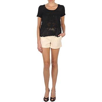 Odjeća Žene  Bermude i kratke hlače Stella Forest YSH003 Krem boja