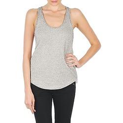 Odjeća Žene  Majice s naramenicama i majice bez rukava Stella Forest YDE019 Krem boja