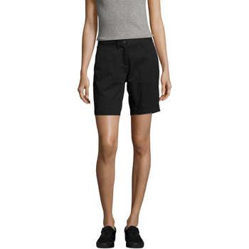 Odjeća Žene  Bermude i kratke hlače Sols Jasper women shorts bermudas Negro
