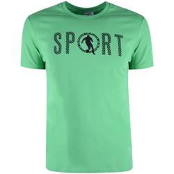Odjeća Muškarci  Majice kratkih rukava Bikkembergs  Zelena