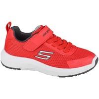 Obuća Djeca Niske tenisice Skechers Dynamic Tread Red