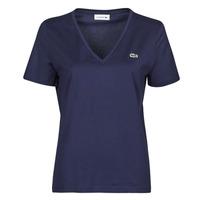 Odjeća Žene  Majice kratkih rukava Lacoste LOUIS Blue