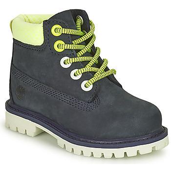 Obuća Djeca Polučizme Timberland 6 In Premium WP Boot Crna