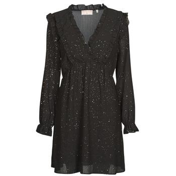 Odjeća Žene  Kratke haljine Moony Mood ABBARETZE Crna