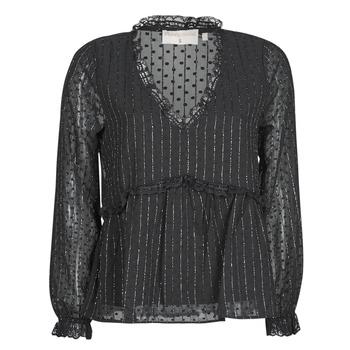 Odjeća Žene  Topovi i bluze Moony Mood PABBENANT Crna