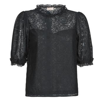 Odjeća Žene  Topovi i bluze Moony Mood PABBEILHANS Crna