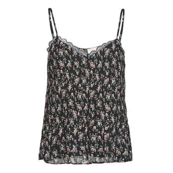 Odjeća Žene  Topovi i bluze Moony Mood PABERES Crna / Multicolour