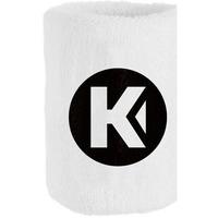 Modni dodaci Djeca Sportski dodaci Kempa Poignet éponge  Core blanc 9 cm (x1) blanc
